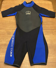 Ocean Tec 202 Wetsuit With Zipper Size Small in Great Condition