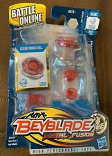 2010 Beyblade Metal Fusion - Legend Midnight Bull 125SF/BB02  ** Not Mint **
