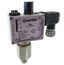 SAUTER DSH 46 Druckschalter Pressure Switch DSH46 F001 Druckbegrenzer 1...10bar
