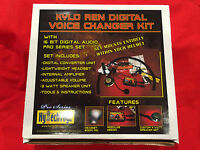 KYLO REN DIGITAL VOICE CHANGER SYSTEM COSTUME COSPLAY 2019 PRO SERIES LOUD!!!