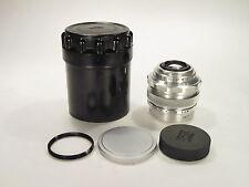 Mir-1 f/2.8 37 mm Silver Grand Prix Brussels M39-M42 lens SLR S/N 6712327 MINT-!
