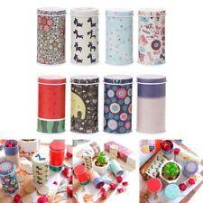 Cute Cartoon Case Tea Candy Storage Tin Box Jewelry Container Wedding Favor