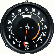 1972-74 Corvette Tach 5300 Red Line