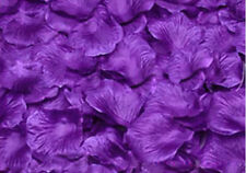 200/1000pcs Various Colors Silk Flower Rose Petals Wedding Party Decor P0HWC