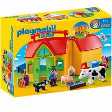 Playmobil 1.2.3 My Take Along Farm 6962