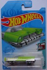 2021 Hot Wheels TOONED 2/5 Mattel Dream Mobile 14/250 (Green)