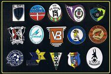 NEW 15 pins European Clubs football mix pins badges European Clubs pins football