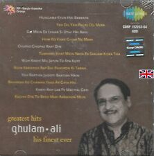 GHULAM ALI - GREATEST HITS - HIS FINEST EVER - NEW SARE GAMA 2CDs SET