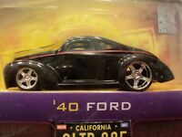 Jada 1940 Ford Coupe  D_Rods  1/64 scale 2005 release wave 1  NIB