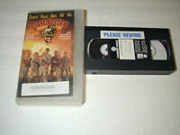 DELTA FORCE 3 1991 CANNON VIDEO VHS RARE OOP HTF