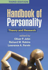Handbook of Personality, Third Edition: Theory and Research by