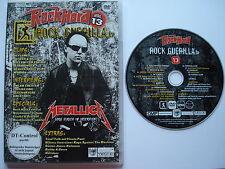 ROCK GUERILLA TV DVD VOL. 13 _ Metallica _ Lacuna Coil _ Queensryche _ KREATOR