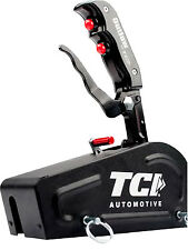 TCI 611623BL SHIFTER OUTLAW BLACKOUT WITH BUTTON SWITCH POWERGLIDE