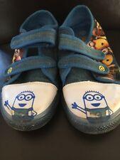 Boys Shoes Pumps Size 12 Despicable Me <T15787