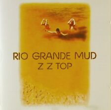 CD-ZZ Top-Rio Grande Mud - #a1353