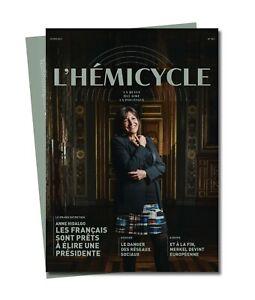 L'HEMICYCLE REVUE POLITIQUE ANNE HIDALGO