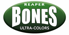 Reaper MSP Bones Ultra-Coverage Paints - 1/2 ounce bottles
