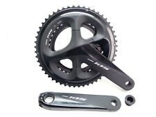 69b91a8985f Shimano Aluminium Double Chainring Chainsets & Cranks for sale | eBay