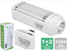 LED Ricaricabile Emergenza Luce Esterno Scuro Crepuscolo sicurezza luminosità regolabile