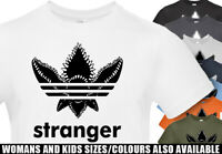 Stranger Things T Shirt Adult MENS / Womens Kids Childrens Premium Funny tshirt