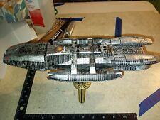 Built Battlestar Galactica from the remake