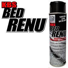 Bed Renu - KBS Coatings - Bedliner Repair - 15oz Aerosol Can