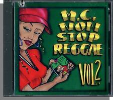 MC Non Stop Reggae Vol. 2 - New 1995 Spanish Reggae, Dance CD! Ultra Rare!