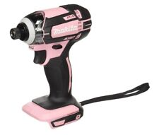 Makita Rechargeable Impact Driver 18V Pink Body Only TD149DZP Japan NEW F/S