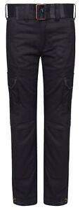John Doe Ladies slimcut cargo Aramid jeans Black X Small 27/32 RRP £226 BigBoar