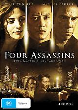 Four Assassins (DVD) - ACC0287