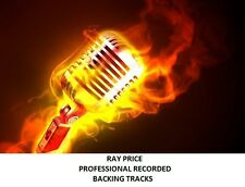 RAY PRICE PROFESSIONAL RECORDED BACKING TRACKS