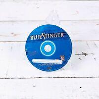 Blue Stinger For Sega Dreamcast, 1999 Video Game Rare