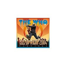 CD THE WHO LIVE AT THE ISLE OF WIGHT 2004 FESTIVAL 5051300207724