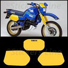 kit adesivi Tenerè XT600Z TABELLE Gialle stickers xt tenere xt600 z 1VJ 1986