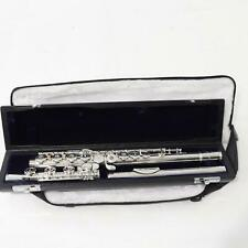Tomasi Model 10-GOB Flute Solid Silver Headjoint Silver Lip Plate BRAND NEW