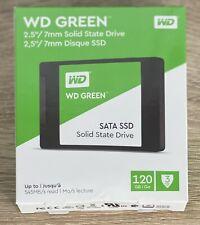 WD Green 120 GB Internal SSD, 2.5 Inch SATA, Laptops, Desktops, Apple, HP, Dell