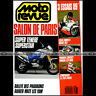 MOTO REVUE N°2868 YAMAHA FZR 1000 XTZ 750 SUPER TENERE YZ 250 KTM MX HONDA CR 88