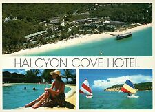"Halcyon Cove Beach Resort and Casino, Antigua Caribbean - Large 5"" x 7"" Postcard"