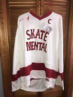 Vintage Nike SB Skate Mental Jersey WITH TAG size M Medium (RARE)