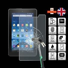 For Amazon Fire 7 (5th Gen 2015)  - Tablet Tempered Glass Screen Protector Cover