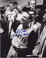 Elroy Face Pittsburgh Pirates 1960 Ws Champs Action Signed 8x10