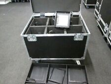 More details for used ex hire 6 x strand coda 500/1 500 watt flood theatre lamp complete