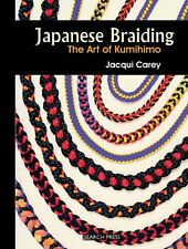 Japanese Braiding: The Art of Kumihimo (Spiral-bound), Carey, Jac. 9781844484263