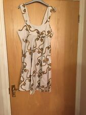 New Pretty French Connection Summer/Tea/Cami Ladies Dress, No Tags