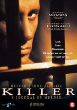 Killer: A Journal of Murder NEW PAL Cult DVD T. Metcalfe J. Woods R. S. Leonard