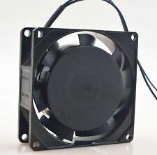 AC 220V - 240V BALL BEARINGS IN ALUMINUM COOLING FAN 80 X 80 X 38MM HBL