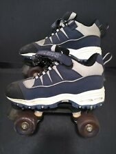 Nash Sports Cruisers Indoor/Outdoor Roller Skates Unisex Size: Mens 8 Womens 9