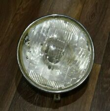 headlight retro vintage motorcycle moto ussr original soviet glass black