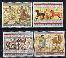 San Marino Art Famous Ancient Greek Paintings set 1974 MLH