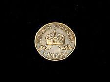 Fast unzirkulierte Münzen aus dem deutschen Reich (1871-1945) für Bankwesen